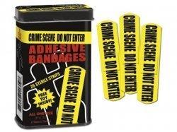 Crime Scene Plasters