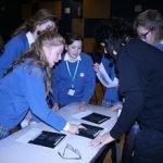 Fingerprint Anaylis with KS3 students