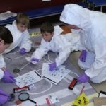 KS2 Crime Scene Investigation