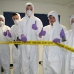 KS5 Forensic Students