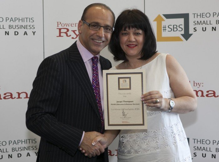 Theo Paphitis (BBC Dragons Den)