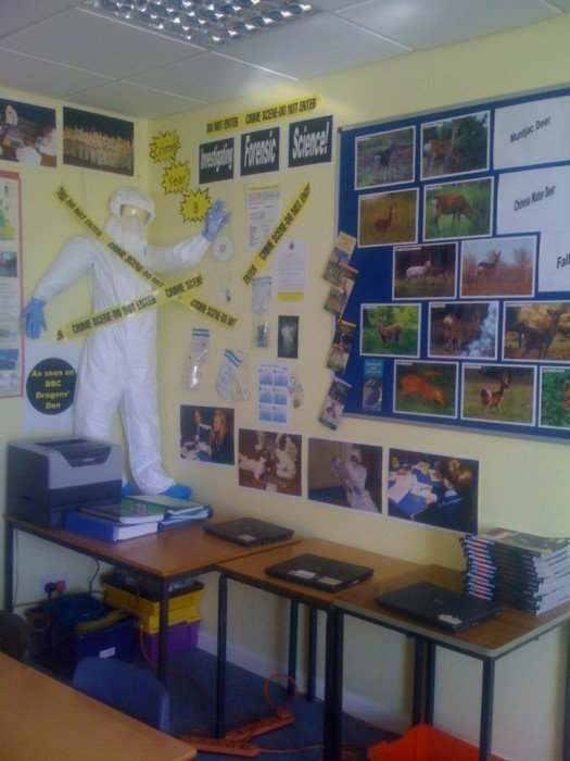 "Schools ""Forensic Science Displays"""