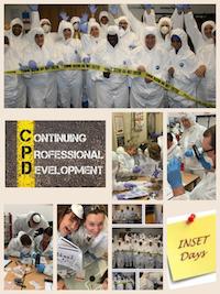 INSET Forensic Science Workshop