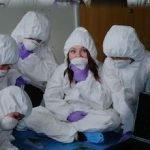 KS2 Crime Scene Examiners