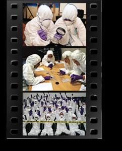 Forensic Science Workshops