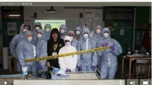 BTEC Forensic Science