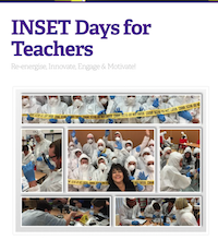 INSET Days for Teachers