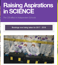 Raising Aspirations & Attainment in Science