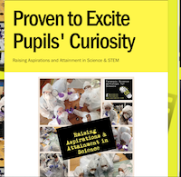 Proven to Excite Pupils' Curiosity