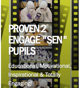 Proven 2 Engage SEN Pupils
