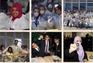 Engaged in CSI Workshop