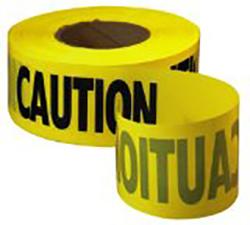 Crime Scene Tape Roll