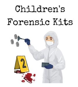 Children's Forensic Kits