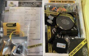 Forensic Kit for Children