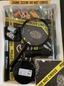 Children's Forensic Kit